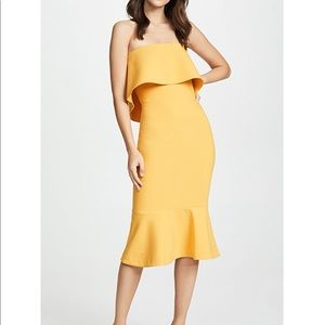 Likely Golden Conrad Sheath Dress 0